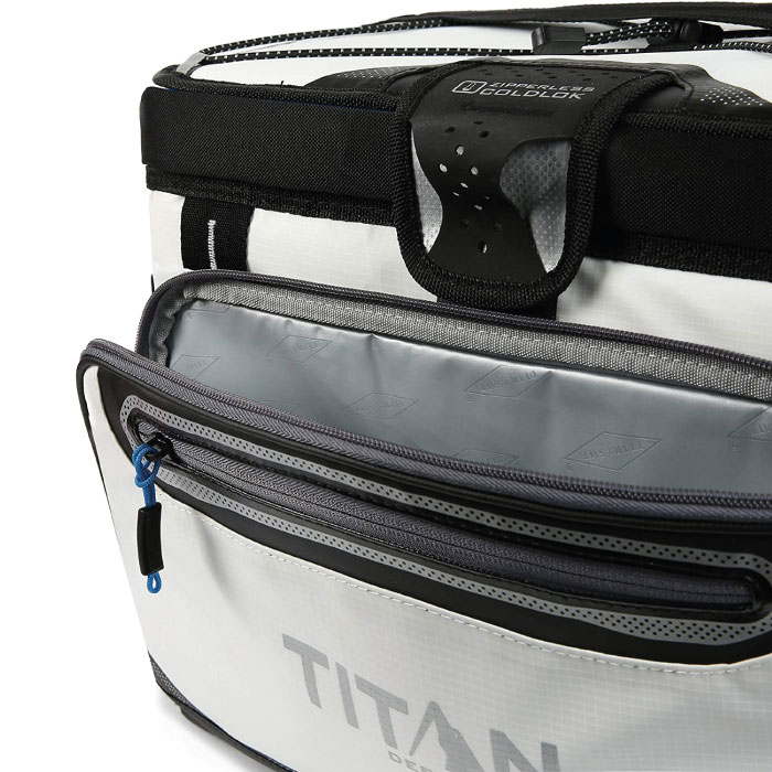 hieleras artic zone titan zipperless